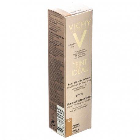 Vichy Teint ideal fond de teint crème doré 45 30ml
