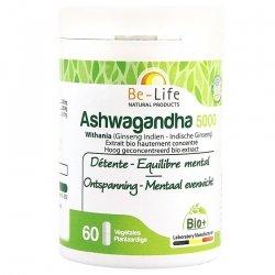 Ashwagandha 5000 Bio Be Life V-caps 60