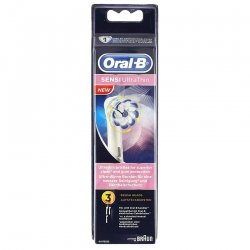 Oral B Refill Brosette Eb60 Sensitive 3Ct
