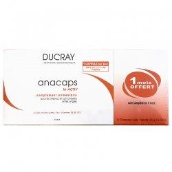 Ducray Anacaps tri-activ tripack 3 x 30capsules