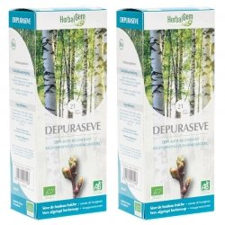 Herbalgem Depuraseve DUO 2 x 250ml