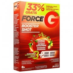 Force G Booster Shot 20 amp Promo