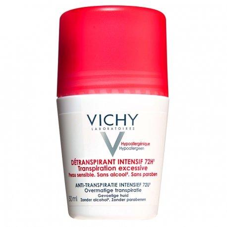 Vichy Détranspirant Insensif 72h bille 50ml