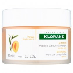 Klorane Masque reparateur beurre de mangue 150ml