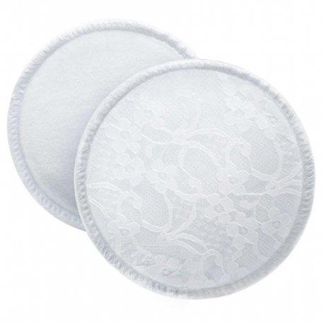 Avent coussinets d'allaitement lavables (6) + filet lessive