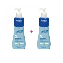 Mustela Baby Physiobebe 300ml met pomp