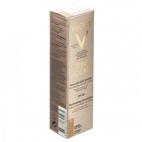 Vichy Teint idéal fond de teint crème sable rosé 35 30ml