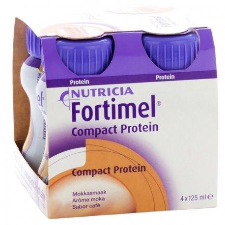 Nutricia Fortimel compact moka 4x125ml