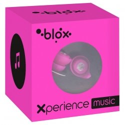 Blox XPerience Music Bouchon Oreille rose fluo 1 paire