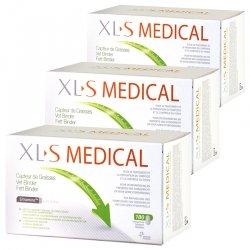 XLS Medical Capteur de Graisses TrioPack 3x180 comprimés