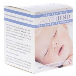 Escos babyfriend anti-moustique ultrason