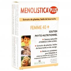 Bioholistic menolistica caps 60