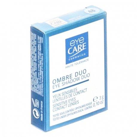 Eye Care Ombre à paupière Duo Chataigne-jasmin 00048