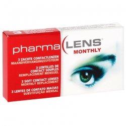 Pharmalens lentilles de contact parametre 14 3 dioptrie -4