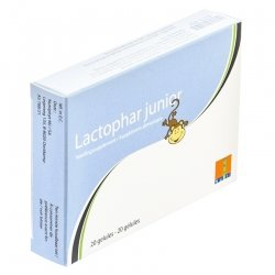 Lactophar Junior Blister Gel 2x10