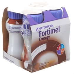 Fortimel Energy Chocolat 4x200ml Rempl.2320497