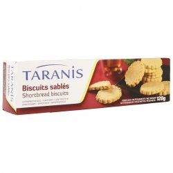 Taranis Biscuit Sable 4x5 (120g) 6728