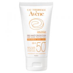 Avène Solaire crème minérale très haute protection SPF50+ tube 50ml