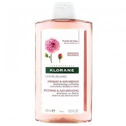 Klorane shampooing Apaisant cuir chevelu irrité Pivoine 400ml