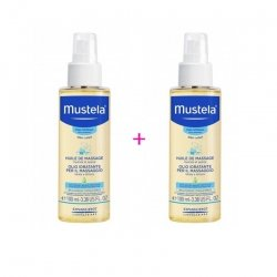 Mustela bb massage olie 100ml