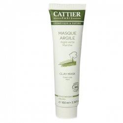 Cattier Masque Argile Verte Menthe 100 ml