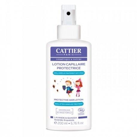 Cattier Lotion Capillaire Protectrice Dès 3 ans 200 ml