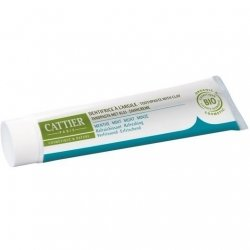 Cattier Dentargile Dentifrice Menthe 75ml