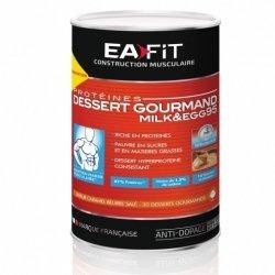 Eafit Dessert Gourmand Milk&Egg 95 450 grammes