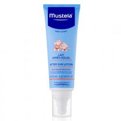 Mustela Solaire Lait Après-Soleil Hydratant Bébé 125ml