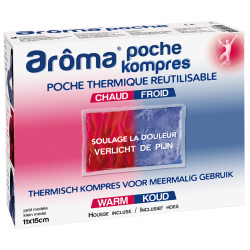 Mayoly Spindler Aroma poche petite gel 11x15cm