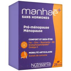 Manhaé+ Sans Hormones 56 caps