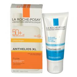 La Roche Posay Anthelios XL SPF50+ 50ml + Cadeau Après-Soleil Posthelios 40ml