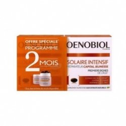 Oenobiol Duo Pack Solaire Intensif Anti-Age 2x30 caps