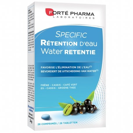 Forte Pharma Specific rétention d'eau 28 comprimés