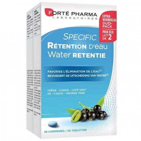 Forte Pharma Specific retention eau duopack 2 x28 comprimes