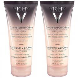 Vichy duopack Ideal Body Douche Spa Gel-Crème 2x200ml