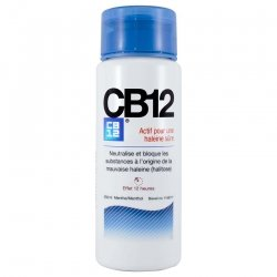 Cb12 Mauvaise haleine 12h regular 250ml