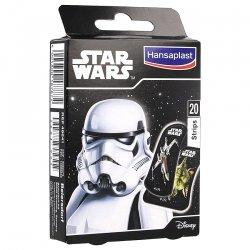 Hansaplast Pansement Junior Star Wars 20 pièces