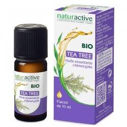 Naturactive Bio Tea Tree Huile Essentielle Chémotypée 10ml