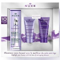 Nuxe Coffret Nuxellence Zone Regard (Contour des yeux + Soins anti-âge détox & éclat OFFERTS)