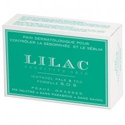 Lilac Pain Dermatologique Controle Seborrhee Sebum 100g