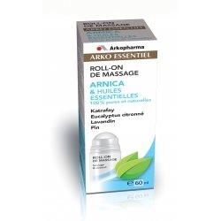 Arkopharma Arko Essentiel Roll-On de Masage Arnica & Huiles Essentielles 60ml