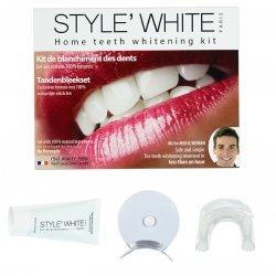 Style White Kit Blanchiment Dents