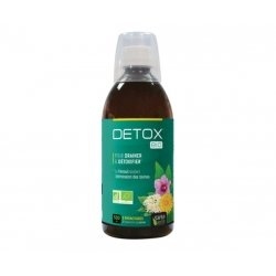 Santé Verte Detox bio pour drainer 500ml