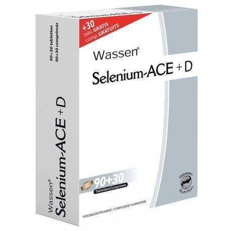 Revogan Selenium-ace + D 90 comprimés