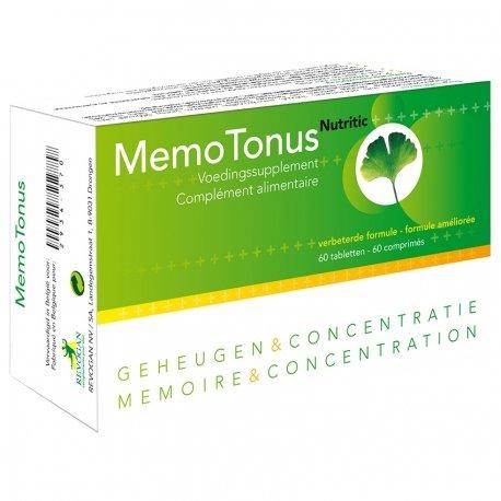 Nutritic Memotonus capsule 60