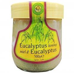 Melapi miel eucalyptus dur 500g 5014