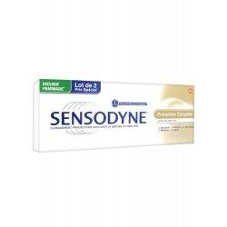 Dentifrice Sensodyne Protection Complète 2x75ml