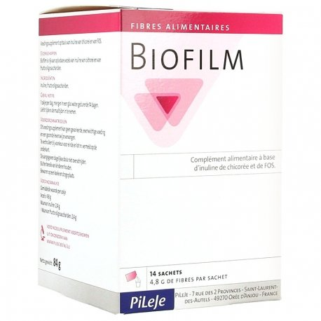 Pileje Biofilm 6g x14 sachets