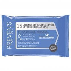 Preven's Lingette Deodorantes Pocket Sach 1x15